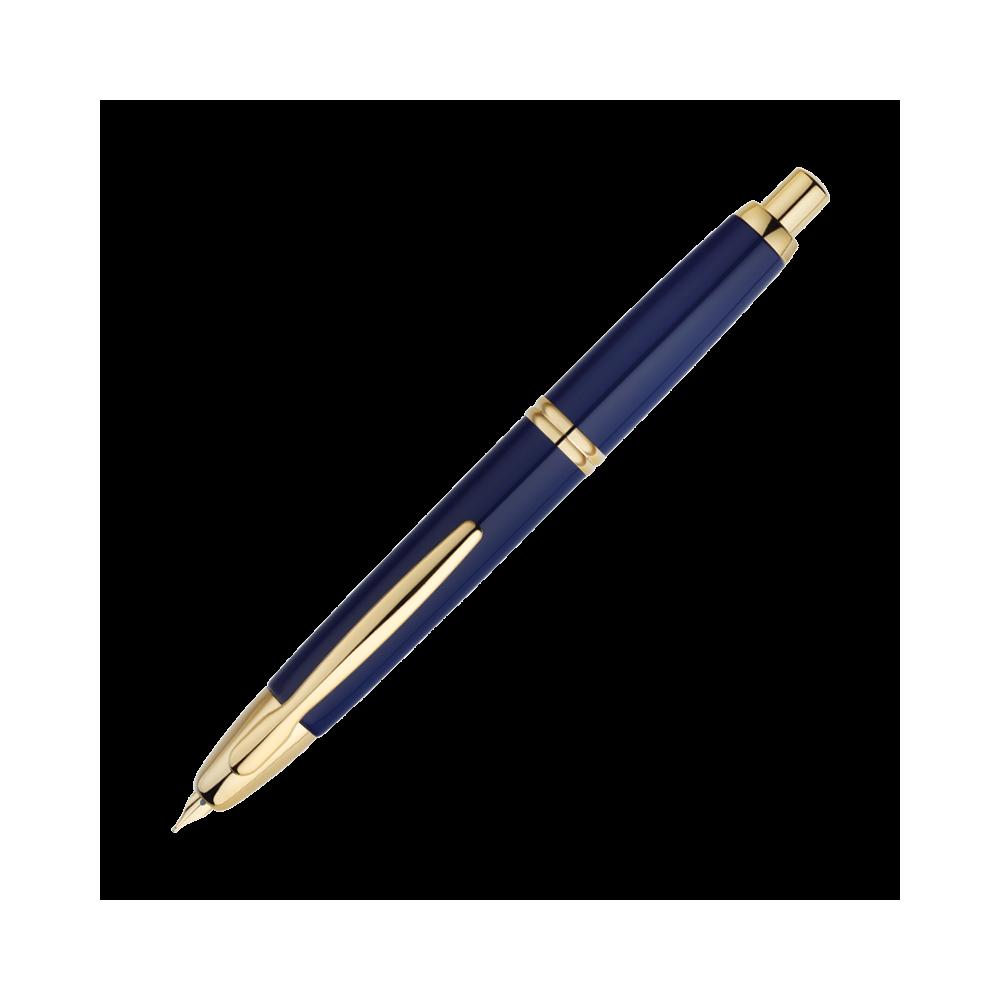 Capless Marine attributs dorés - plume M