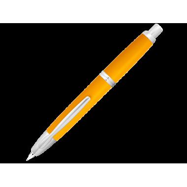 Capless jaune attributs rhodiés - Plume M