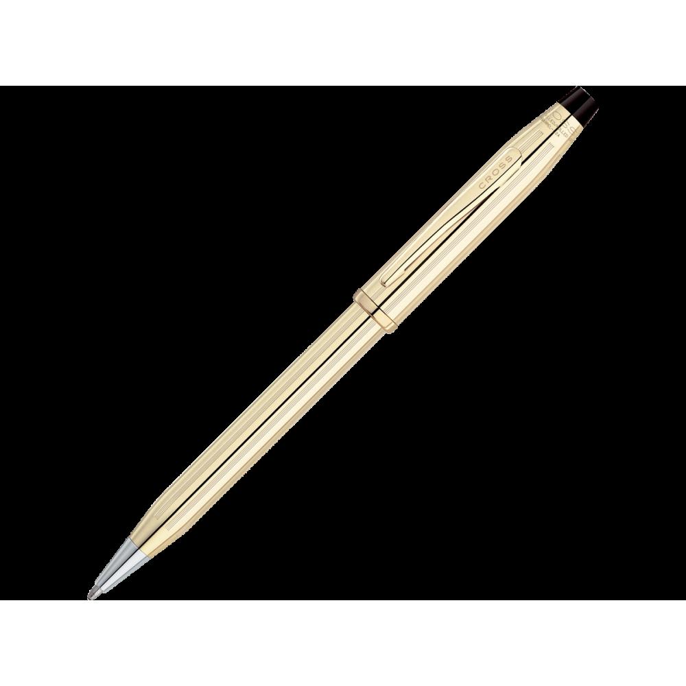 Stylo bille Century II Ton or jaune
