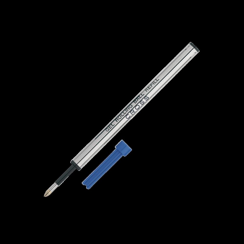 Recharges Roller Encre Gel Bleue