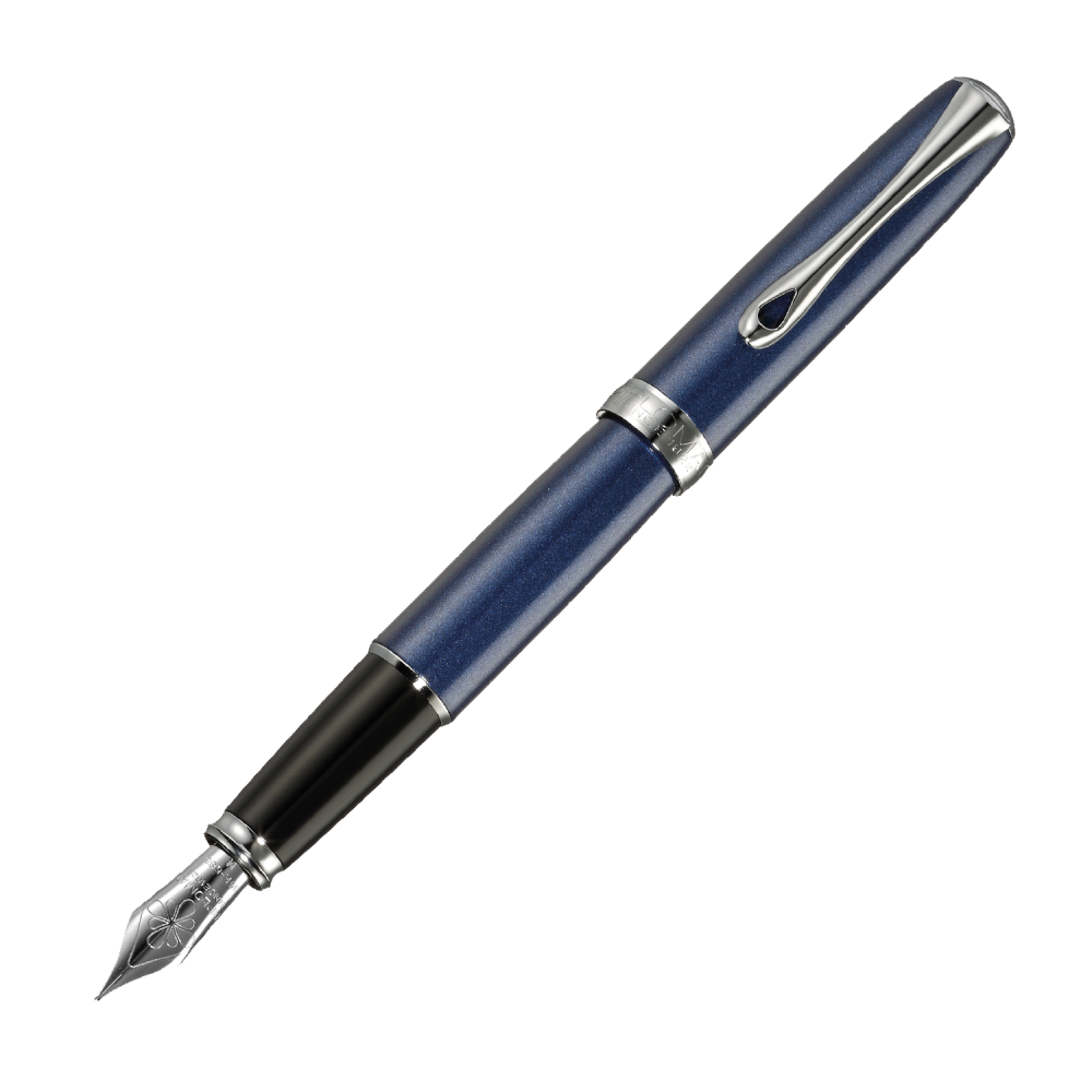 Stylo-plume Excellence A2 Bleu nuit - M