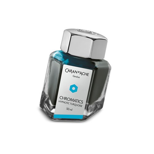 Encrier Hypnotic Turquoise 50Ml