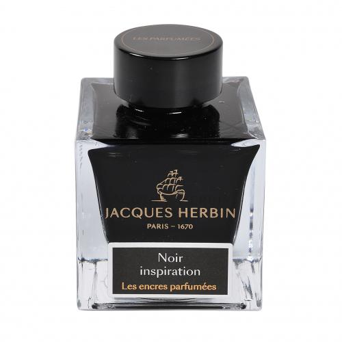 Flacon d'encre Jacques Herbin 50 ml - Noir Inspiration