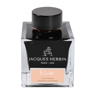 Flacon d'encre Jacques Herbin 50 ml - Nude