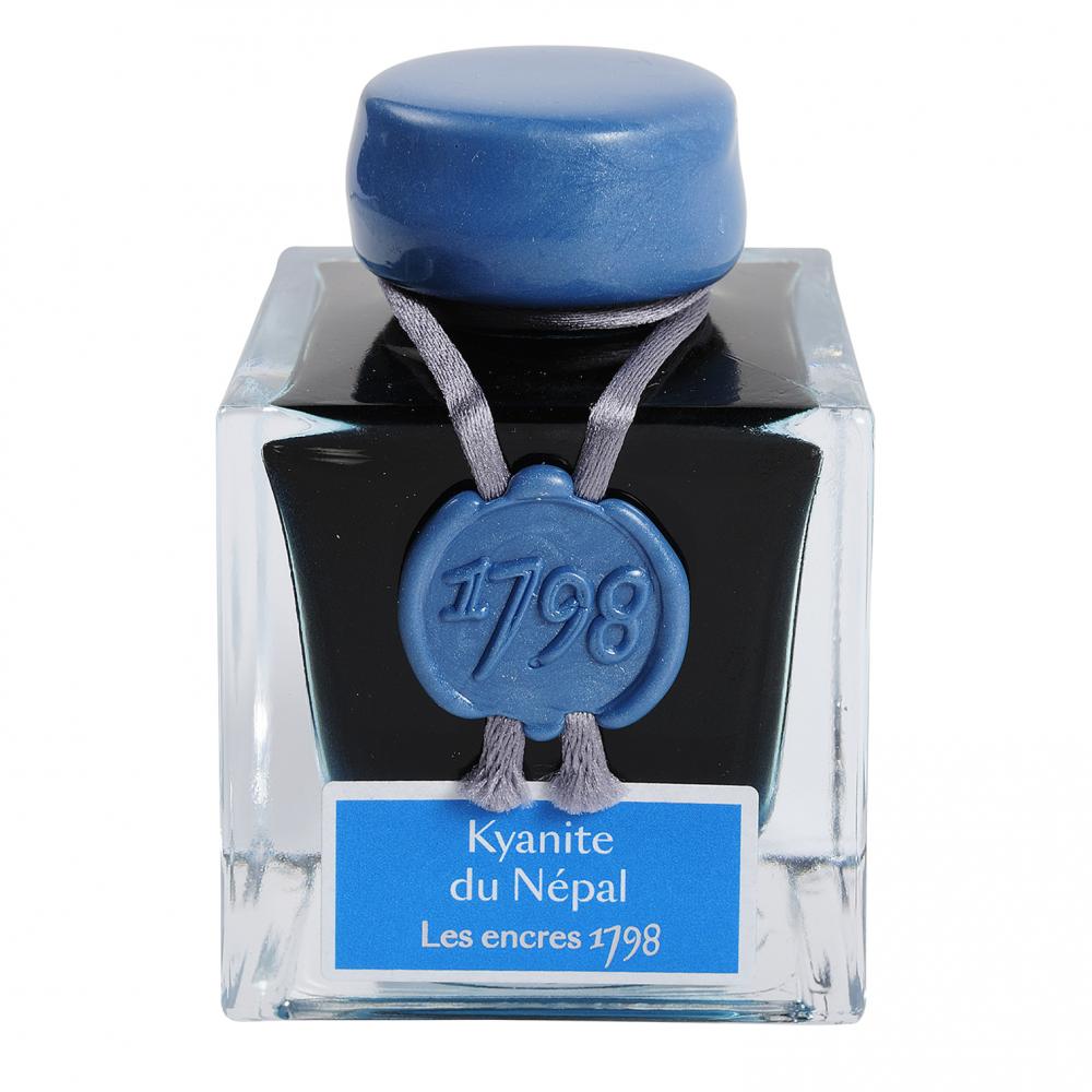 Flacon d'encre Jacques Herbin 50 ml - Kyanite Du Nepal