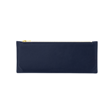Trousse Grand Modèle Bleu Marine - Jacques Herbin