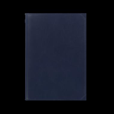 Protege-Cahier Jacques Herbin - Bleu Marine