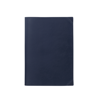 Etui Cartes & enveloppes - Jacques Herbin -  Bleu Marine
