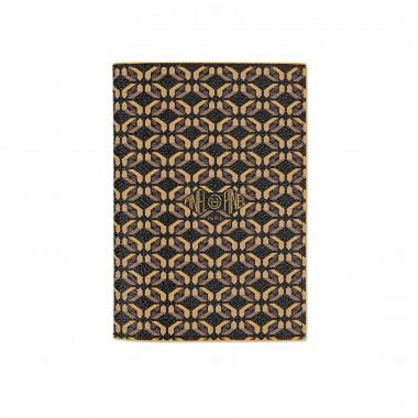 Porte-passeport PINEL & PINEL brooklyn en toile enduite mocaccino